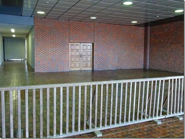 那須塩原駅 貴賓室入口