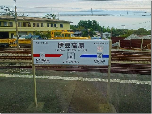 スーパービュー踊り子号 伊豆高原駅
