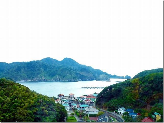 「伊豆急下田駅」から「雲見温泉」 南伊豆東海バス