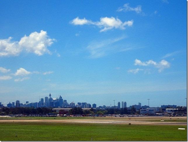 シドニー空港 オーストラリア