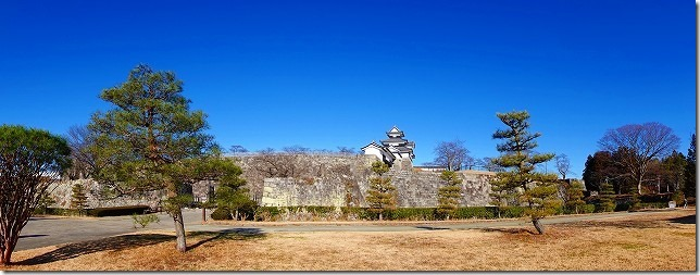 小峰城(福島県 白河市)