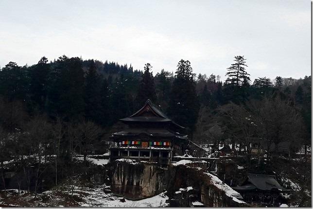 圓蔵寺(福島県 柳津町)