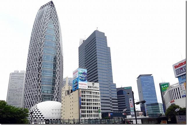 コクーン(繭(まゆ))タワー(東京都 新宿区)
